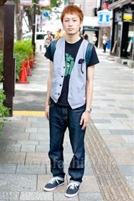 ファッションコーディネート原宿・表参道 2010年8月その7