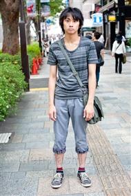 ファッションコーディネート原宿・表参道 2010年8月その9