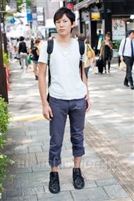 ファッションコーディネート原宿・表参道 2010年8月その10