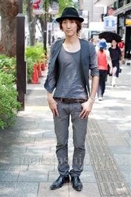 ファッションコーディネート原宿・表参道 2010年8月その11