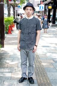 ファッションコーディネート原宿・表参道 2010年8月その12