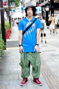 ファッションコーディネート原宿・表参道 2010年8月その13