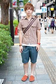 ファッションコーディネート原宿・表参道 2010年8月その14