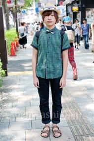 ファッションコーディネート原宿・表参道 2010年8月その18