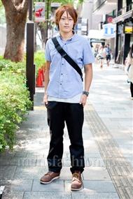 ファッションコーディネート原宿・表参道 2010年8月その19