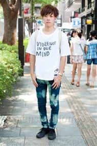 ファッションコーディネート原宿・表参道 2010年8月その20