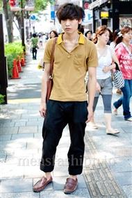 ファッションコーディネート原宿・表参道 2010年8月その21