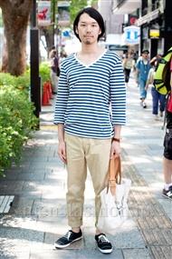 ファッションコーディネート原宿・表参道 2010年8月その22