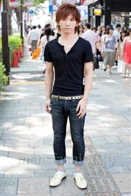 ファッションコーディネート原宿・表参道 2010年8月その25
