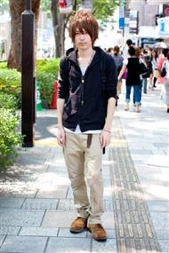 ファッションコーディネート原宿・表参道 2010年8月その24