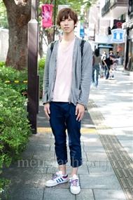 ファッションコーディネート原宿・表参道 2010年10月 K.Mさん