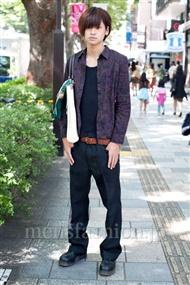ファッションコーディネート原宿・表参道 2010年10月 しまさかなさん
