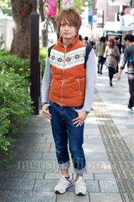 ファッションコーディネート原宿・表参道 2010年10月 はったんさん