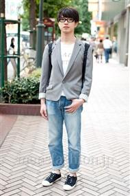 ファッションコーディネート渋谷 2010年10月 maruyanmaさん