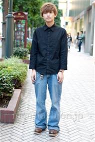 ファッションコーディネート渋谷 2010年10月 けいしさん