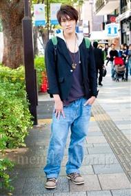 ファッションコーディネート原宿・表参道 2010年11月 もっちさん