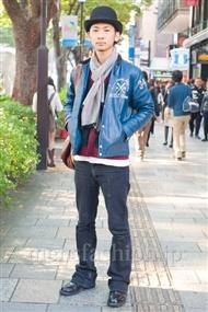 ファッションコーディネート原宿・表参道 2010年11月 スーさん