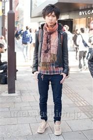 ファッションコーディネート原宿・表参道 2010年12月 giwaさん