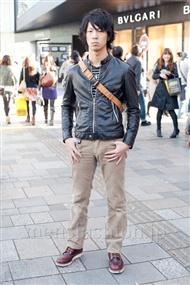 ファッションコーディネート原宿・表参道 2010年12月 あっきーさん