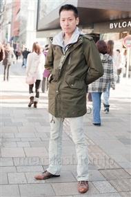 ファッションコーディネート原宿・表参道 2011年1月 ソイム soimさん