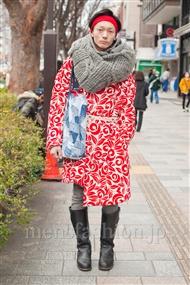 ファッションコーディネート原宿・表参道 2011年2月 IPPEIさん