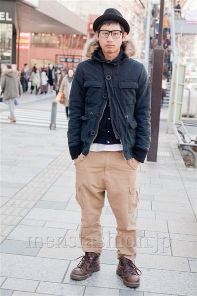 ファッションコーディネート \u003c 原宿・表参道(2011年03月)