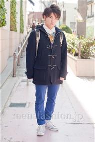 ファッションコーディネート原宿・表参道 2011年3月 宮本啓佑さん