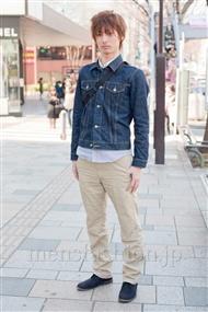 ファッションコーディネート原宿・表参道 2011年3月 だーわさん