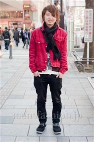 ファッションコーディネート原宿・表参道 2011年3月 so-taさん