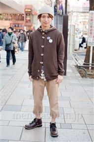 ファッションコーディネート原宿・表参道 2011年3月 さかっきーさん