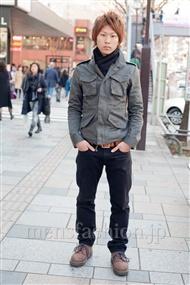 ファッションコーディネート原宿・表参道 2011年3月 たこさくさん