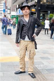 ファッションコーディネート原宿・表参道 2011年4月 ミコトさん