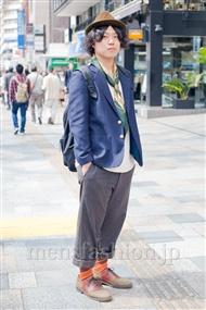 ファッションコーディネート原宿・表参道 2011年4月 daikiさん