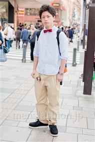 ファッションコーディネート原宿・表参道 2011年4月 斎藤夢楽さん
