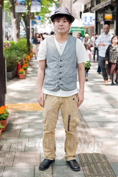 ファッションコーディネート原宿・表参道 2011年5月 ミコトさん