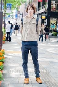 ファッションコーディネート原宿・表参道 2011年5月 Ryoさん