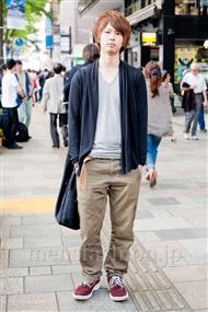 ファッションコーディネート原宿・表参道 2011年5月 コタさん
