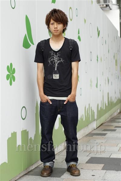 ファッションコーディネート \u003c 原宿・表参道(2011年06月)