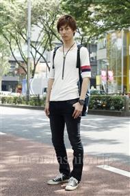 注目ファッションコーディネート 2011年6月 まささん