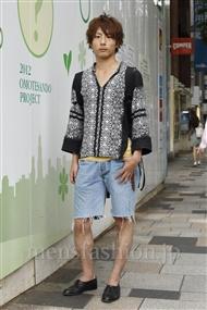 ファッションコーディネート原宿・表参道 2011年06月 ぐっちさん