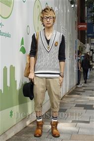 ファッションコーディネート原宿・表参道 2011年06月 望月 光さん
