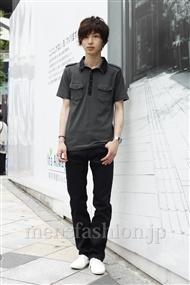注目ファッションコーディネート 2011年6月 杉田さん