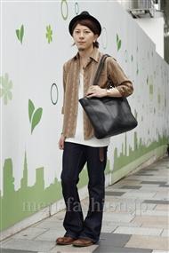 ファッションコーディネート原宿・表参道 2011年06月 浜口和希さん