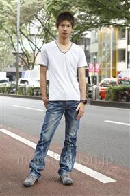 注目ファッションコーディネート 2011年6月 大谷さん