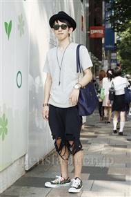 ファッションコーディネート原宿・表参道 2011年06月 ZOMBIEさん