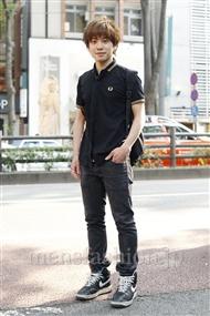 ファッションコーディネート原宿・表参道 2011年06月 佐藤 誠さん