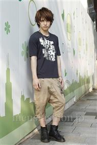 注目ファッションコーディネート 2011年6月 吉河さん
