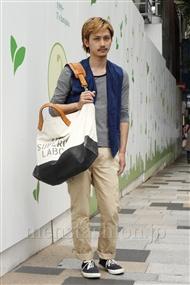ファッションコーディネート原宿・表参道 2011年06月 SUGIさん