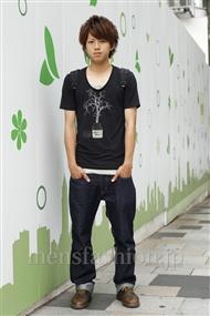 ファッションコーディネート原宿・表参道 2011年06月 シシドさん