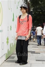 ファッションコーディネート原宿・表参道 2011年06月 はせしょーさん